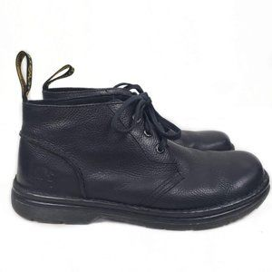 Dr. Martens Sussex chukka black boots mens size 12